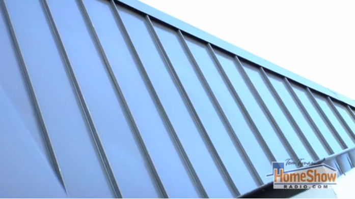 Metal roofs as an alternative to shingles