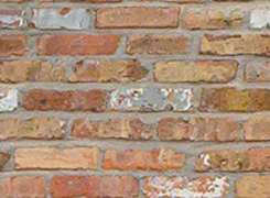 What is your recommendation for cleaning brick stain?