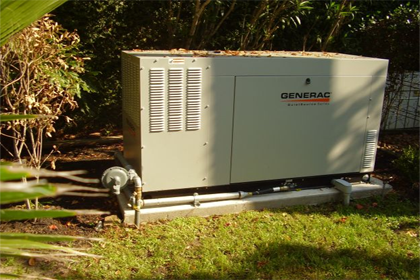 What kind of generator should I install to be ready for the next storm?