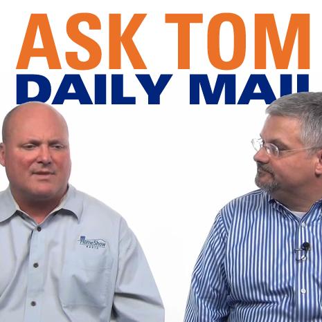 Tom Tynan Ask Tom Daily 23r Homeshow Radio Show Tom Tynan