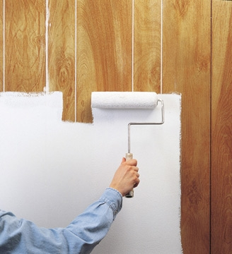 painting over wallpaper homeshow radio show tom tynan