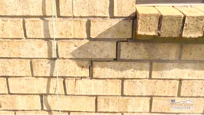 Texas soil causes foundation repair?