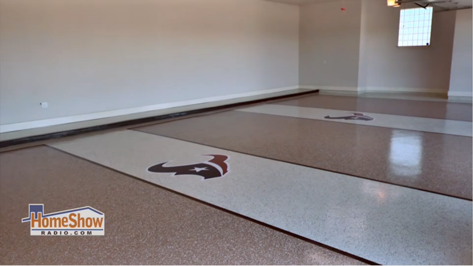 Fresh new looks with garage floor epoxy
