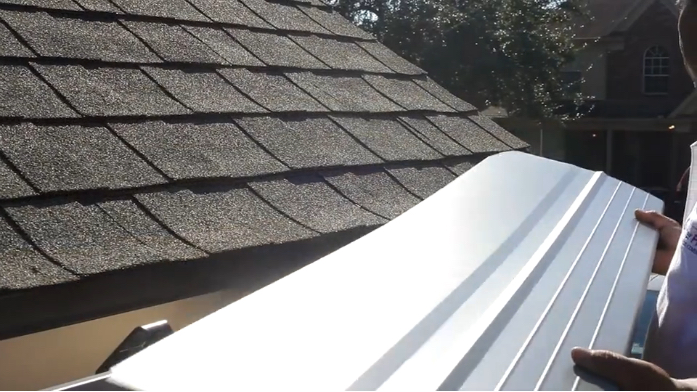 Gutters protect homes and landscaping