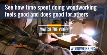 woodworking reduces stress