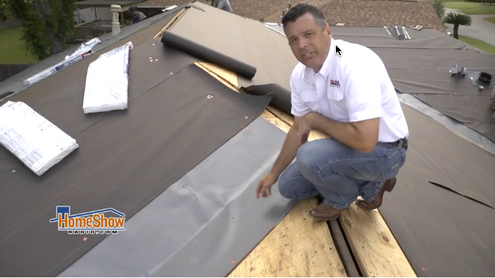 3 places to prevent likely roof leaks