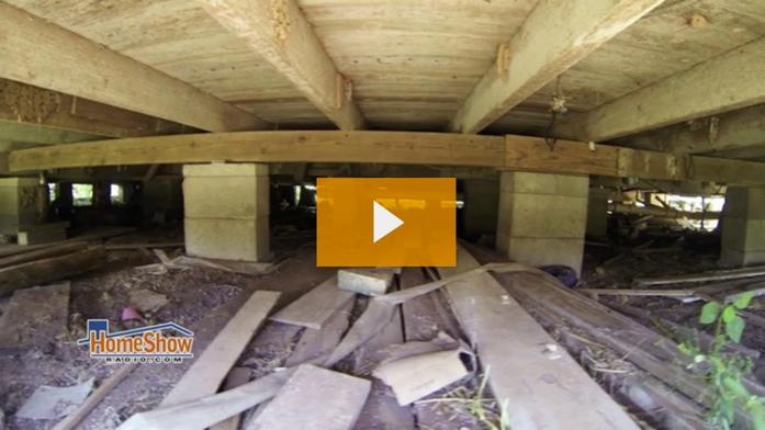 Block And Base Foundation Repair Preserves Historic Home