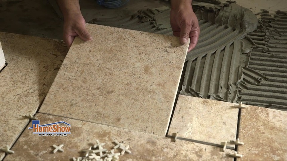 The Two Things You Need To Know Before Buying Tile Flooring Video
