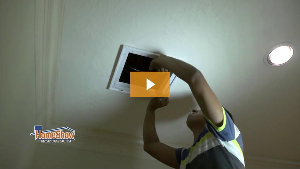 Return air ducts keep homes cooler