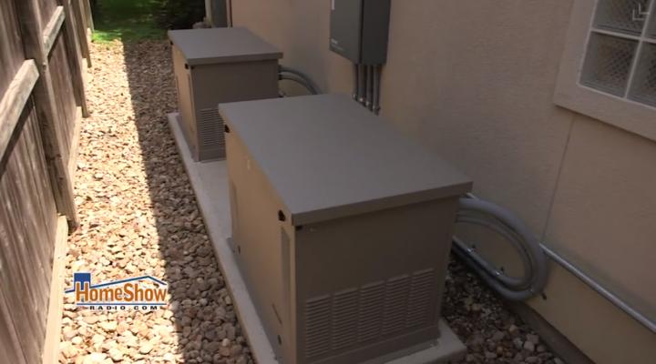 Kohler generator Parallel power