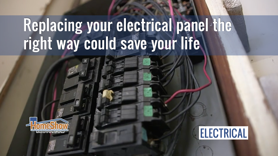 The Right Way To Replace An Electrical Panel