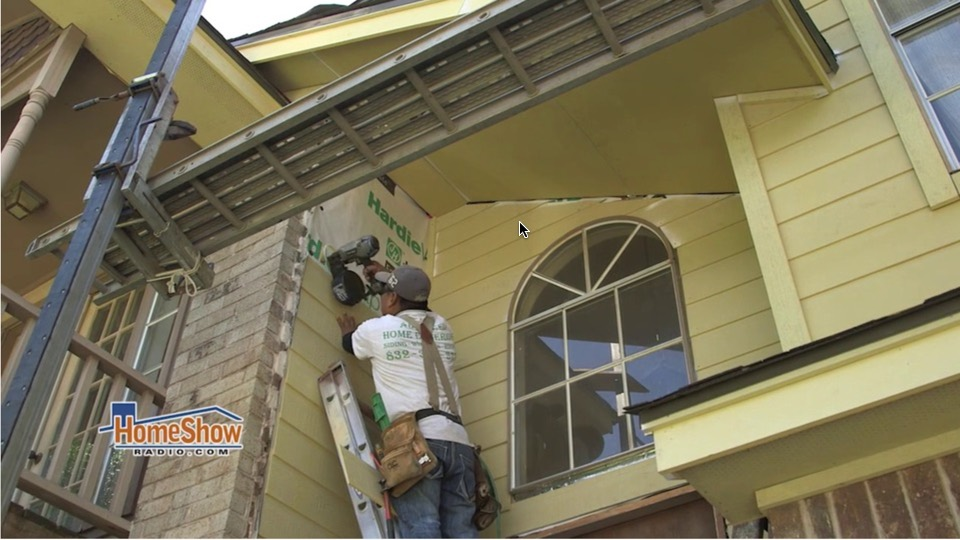 Caulk Joints On The Bottom Of Hardie Siding Where It Meets