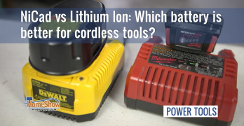 NiCad vs Lithium Ion: Which battery is better for cordless tools?