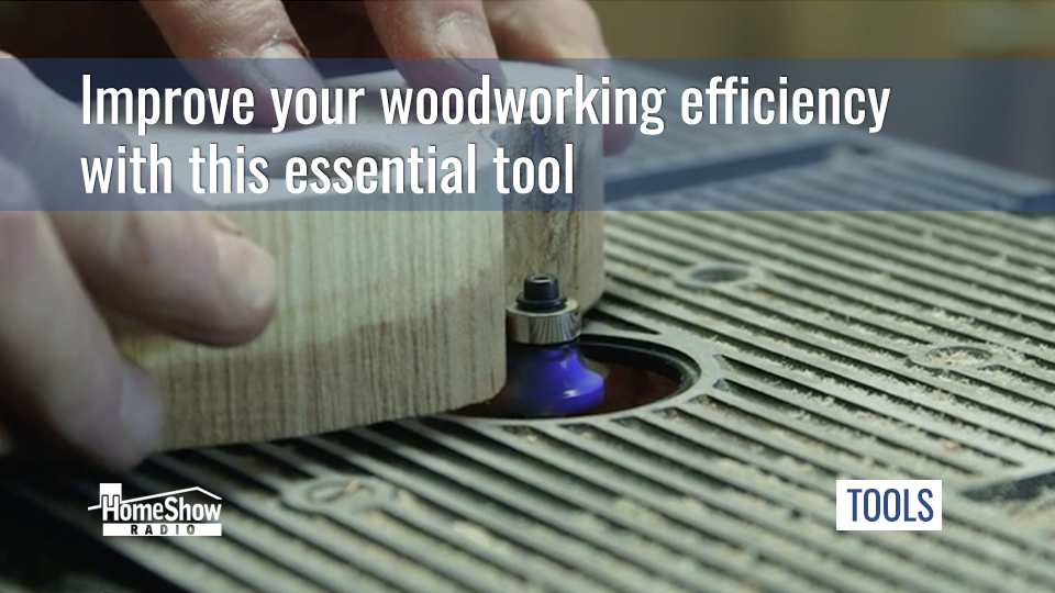 Improve your woodworking efficiency with this essential tool
