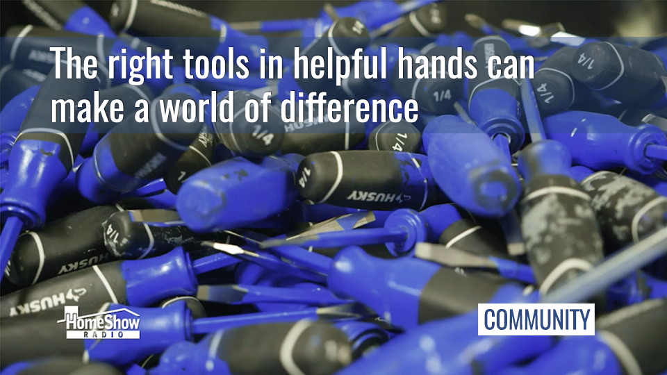 Houston ToolBank, the right tools for organizations doing the right thing