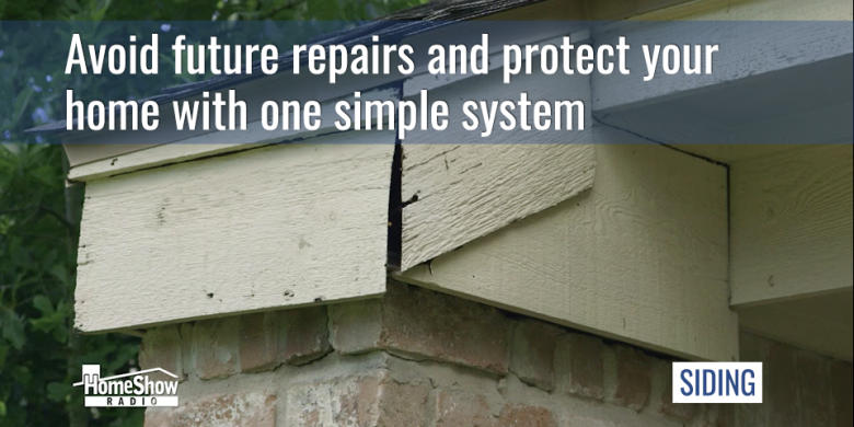 Avoid future repairs and protect your home with one simple system