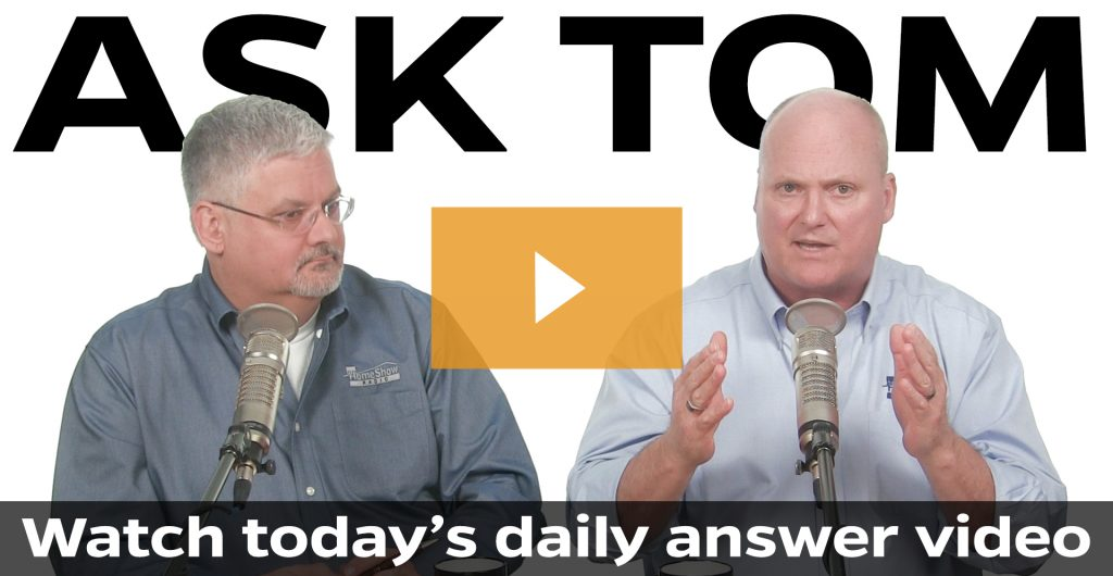 Ask Tom Tynan - Video