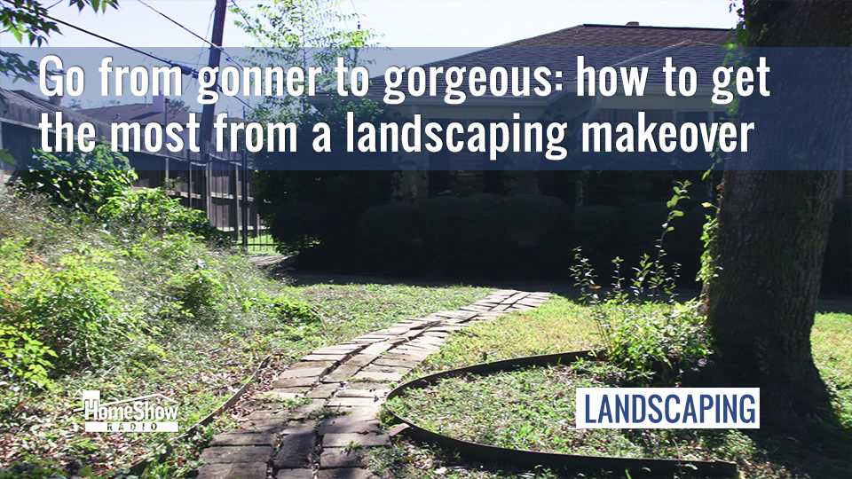 This landscaping makeover takes this yard from gonner to gorgeous