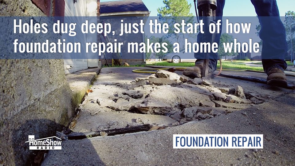 See how foundation repair transforms how your foundation works