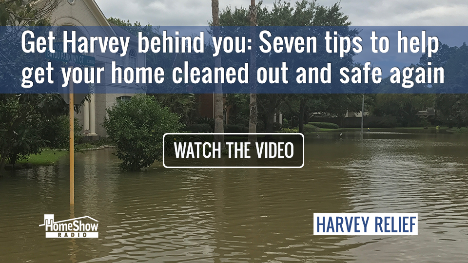 Hurricane Harvey Recovery Tip #6