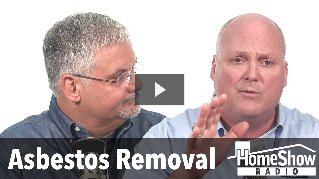 Asbestos Siding Removal What S The Proper Way Video