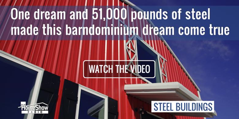 A Steel Building Dream Come True