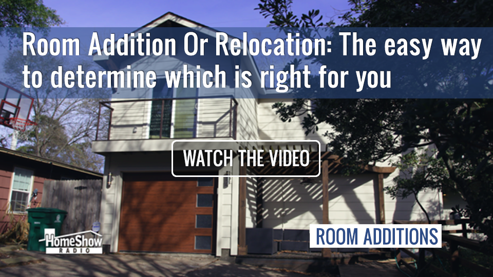 Room Addition Or Relocation: Which makes more sense for you?