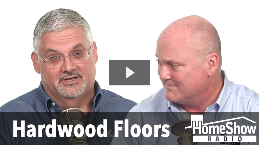What underlayment do you recommend for hardwood floors?