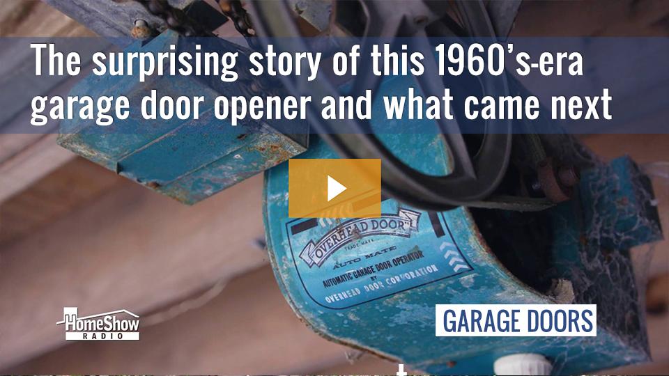 Garage Door Opener Upgrade