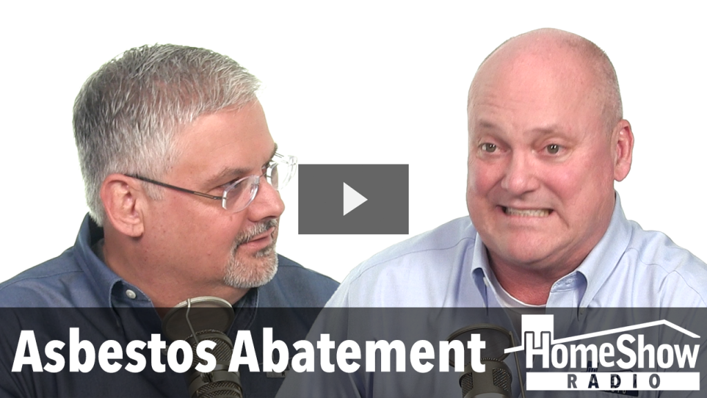 What's the safest way to handle asbestos abatement?