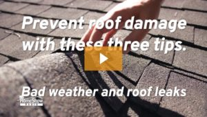 Prevent Roof Damage