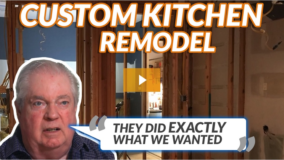 This custom kitchen update aims to improve on Tom Tynan's design