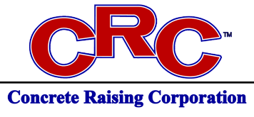 Concrete Raising Corporation Logo