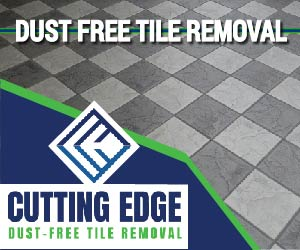 Cutting Edge Tile Removal