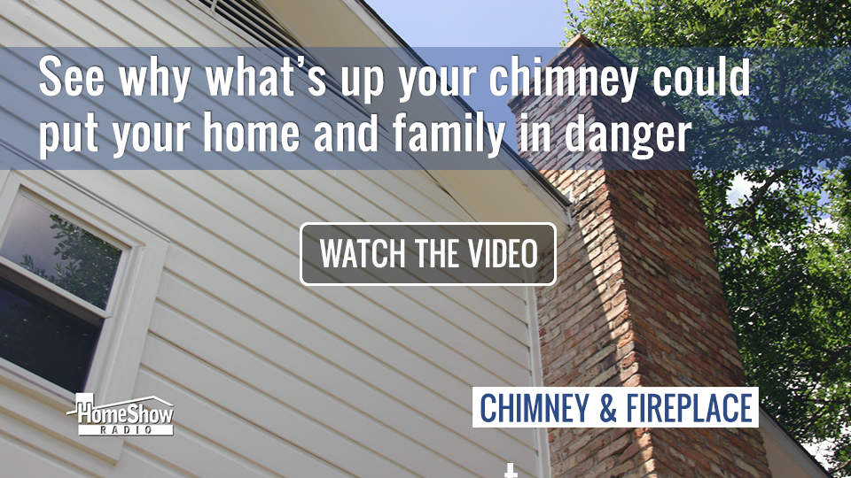 fireplace chimney inspection