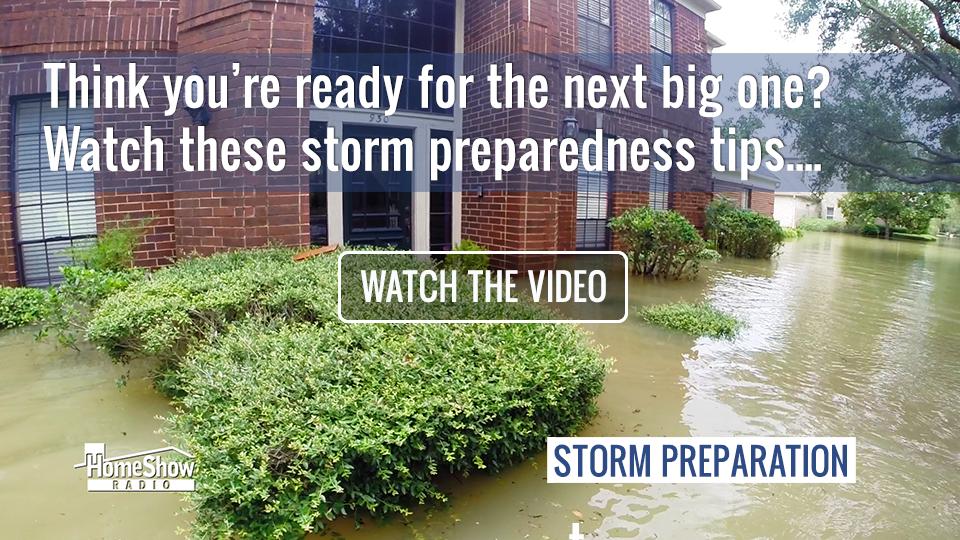 Gulf Coast Storm Preparedness Tips