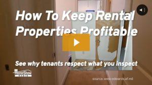 Keeping Rental Properties Profitable