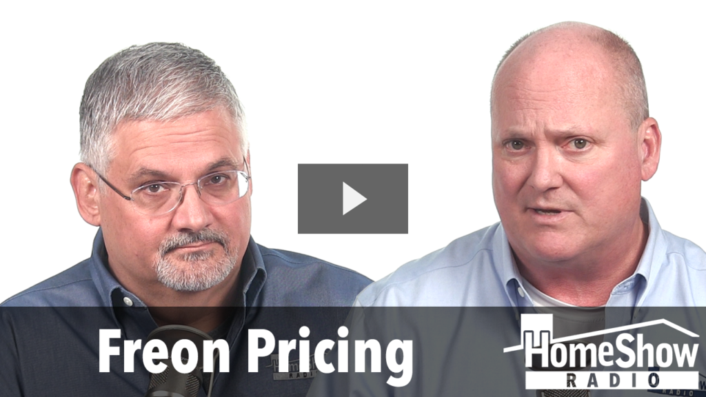 Freon Pricing