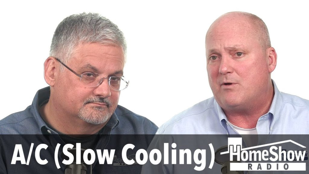 A/C Performance (Slow Cooling)