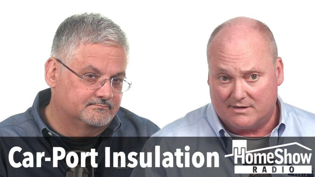Car Port Insulation