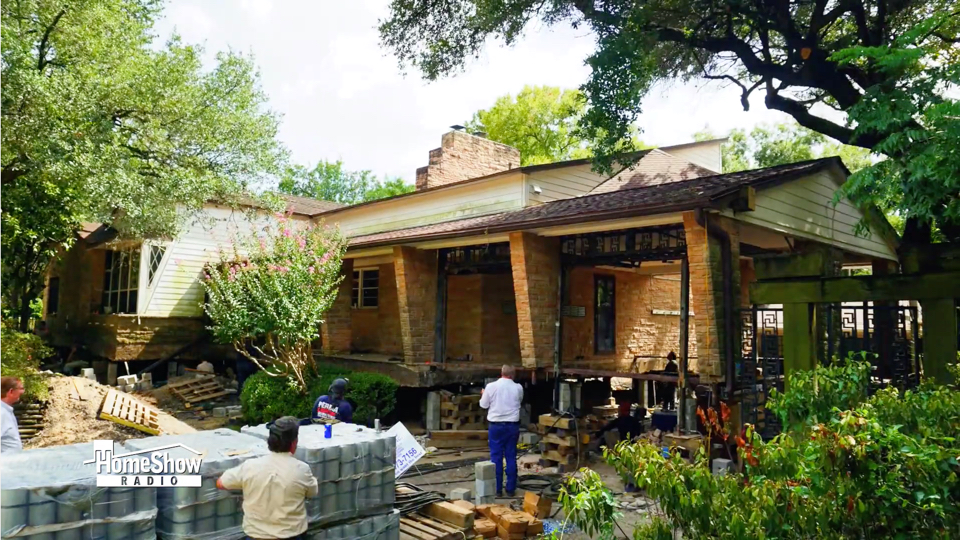 Houston House Raising