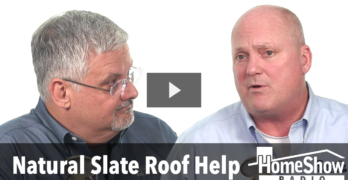 How long does a natural slate roof last?