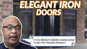 Iron Door video