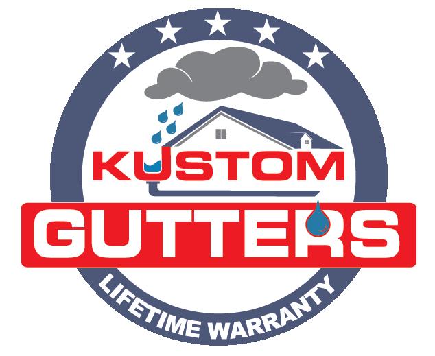 Kustom Gutters Logo