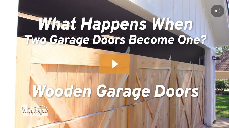 Wood Garage Doors - Overhead Door Company of Houston