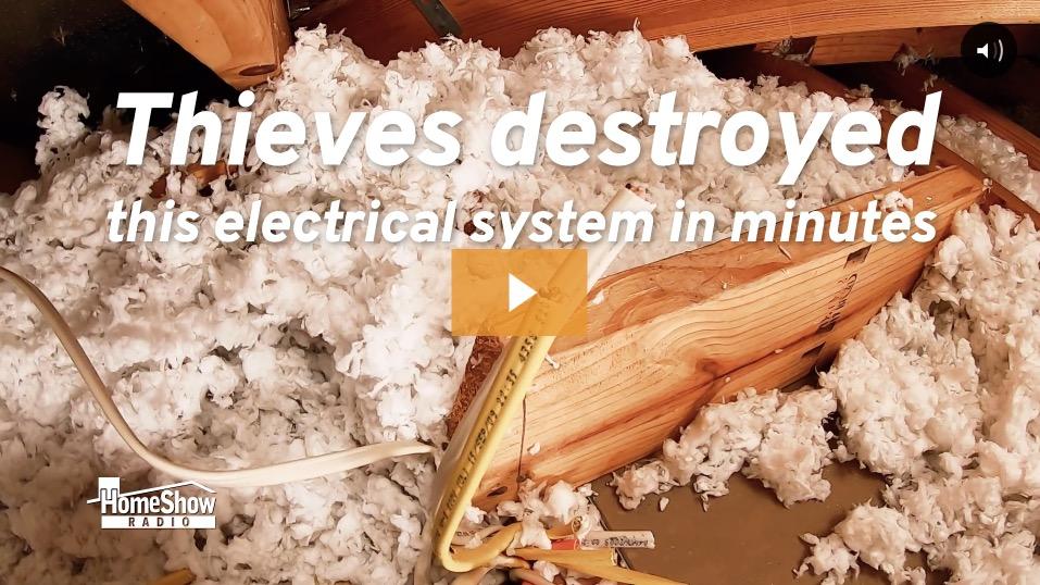 Electrical Rewiring Houston
