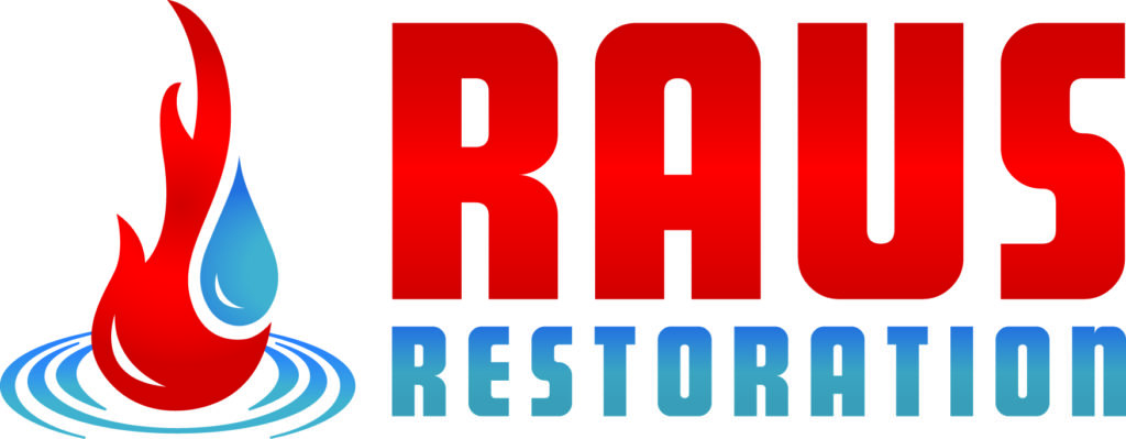 Raus Restoration Logo