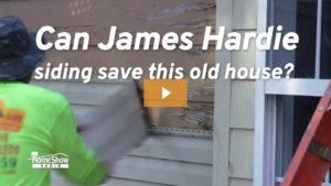 James Hardie Siding
