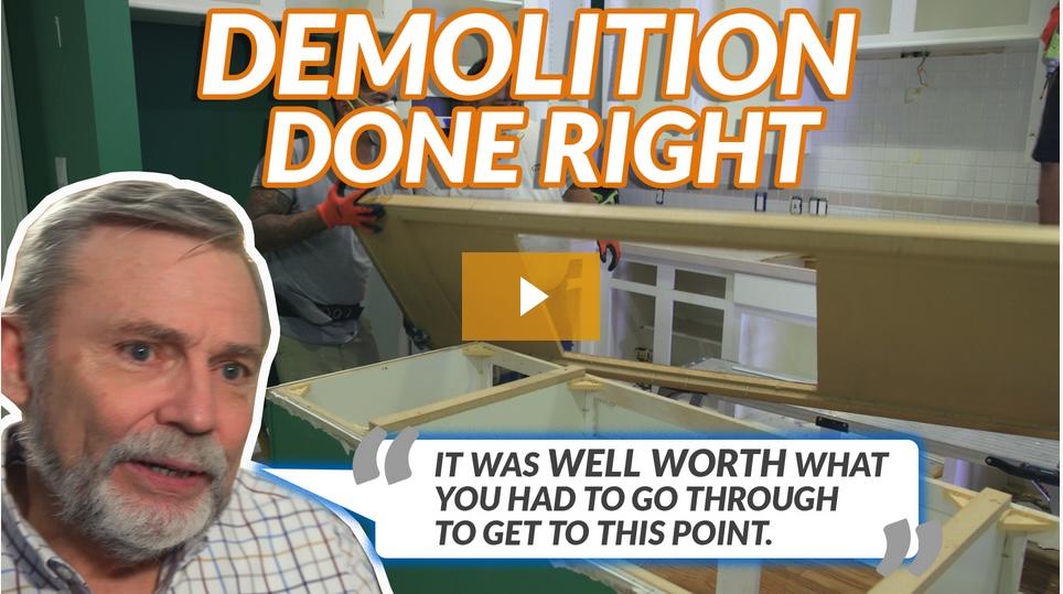 tri demolition remodel