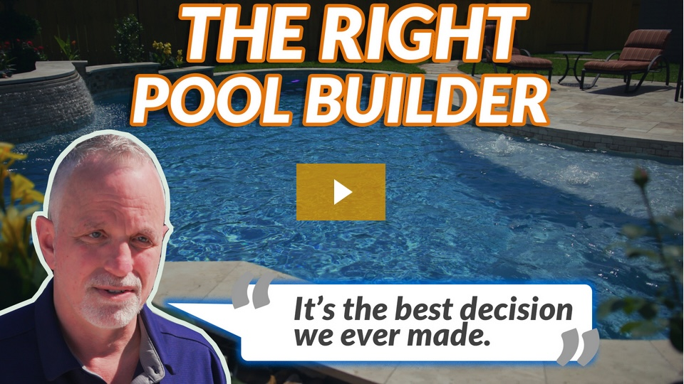 how to find the right pool builder